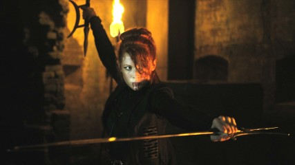 Talked About Scene: Episode 105: Into the Badlands: Snake Creeps Down