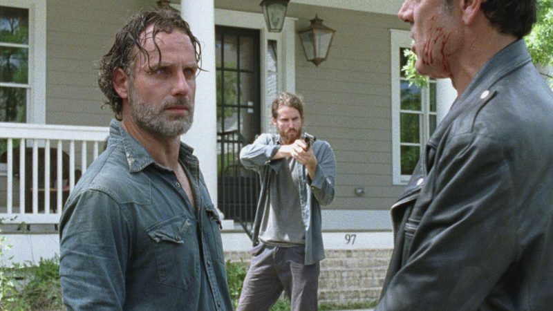 (SPOILERS) Inside The Walking Dead Season 7, Episode 8