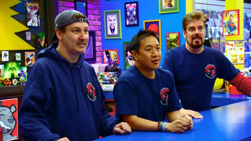 Comic Book Men Talked About Scene: Season 6, Episode 8