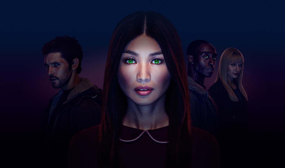 <i>HUMANS</i> Renewed for Season 3