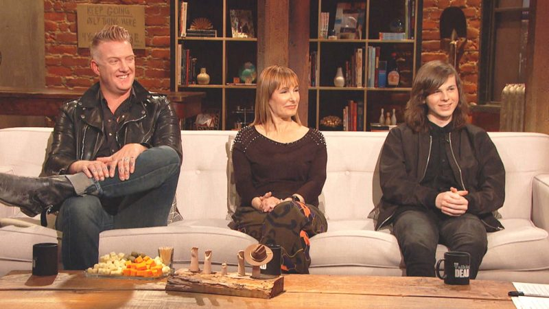 Talking Dead: Bonus Scene: Season 7, Episode 7