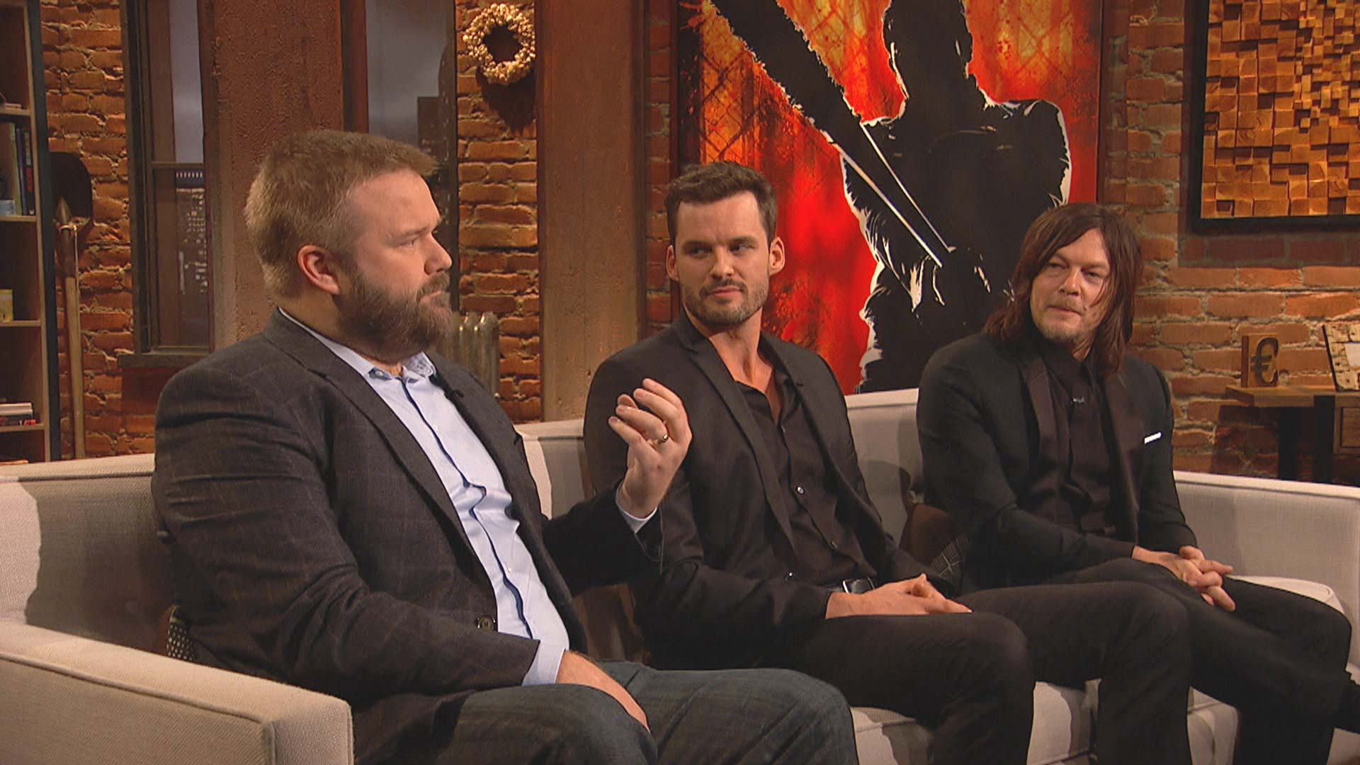 Highlights: Talking Dead: Season 7, Episode 8: Spill Your Guts