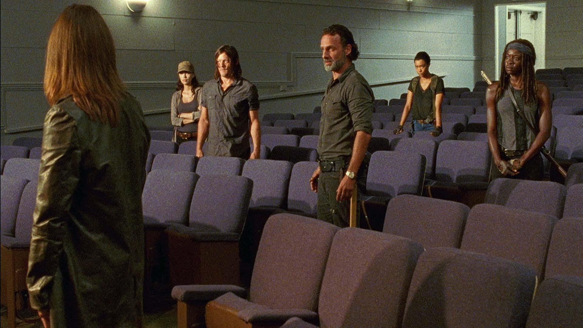 Car In The Walking Dead Episode