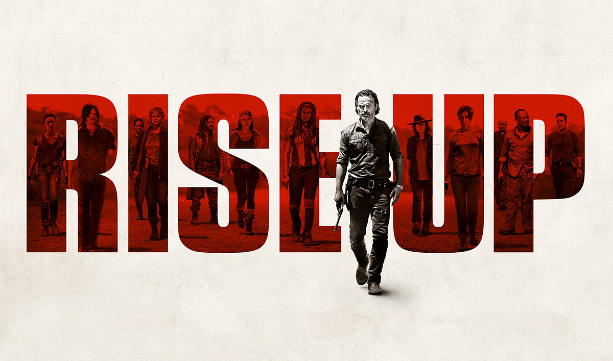 &#8220;Rise Up&#8221; and Get Ready For War With <em>The Walking Dead</em> Mid-Season Premiere Poster