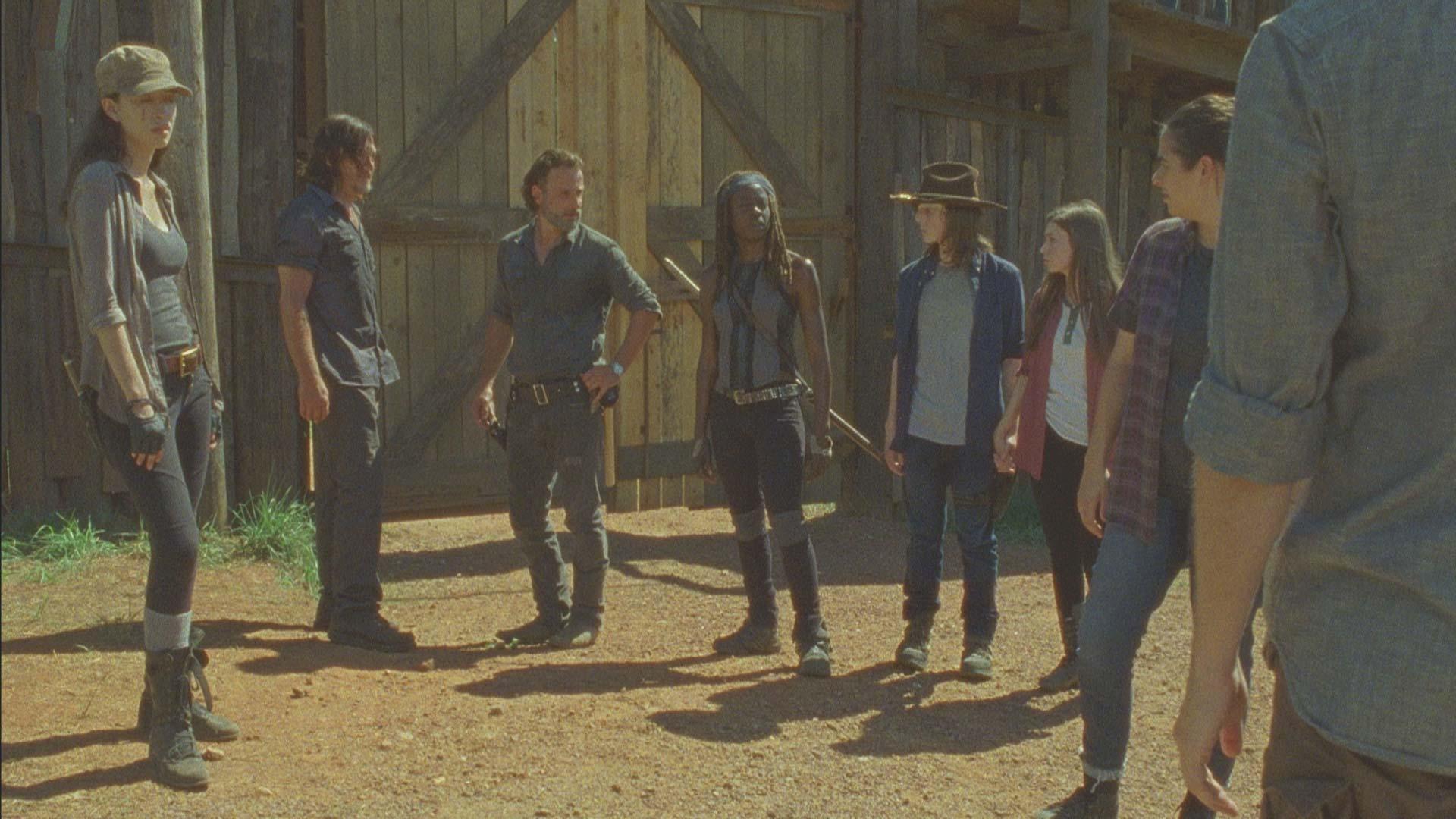 Sneak Peek of The Walking Dead Mid-Season Premiere