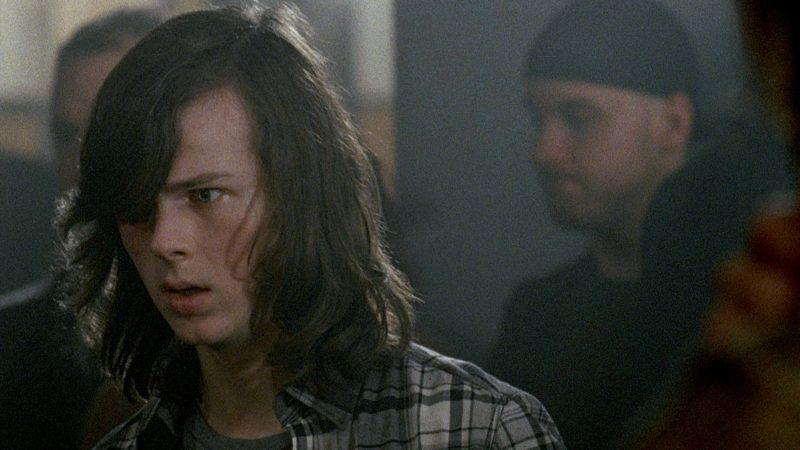 (SPOILERS) Talked About Scene from The Walking Dead Season 7, Episode 7