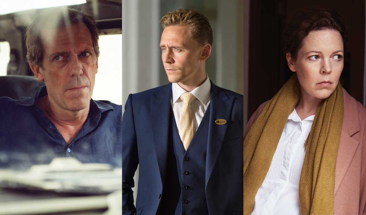 <em>The Night Manager</em> Nominated for Four Golden Globes