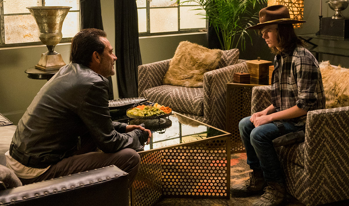 Jeffrey Dean Morgan Looks Ahead With <em>EW</em>; Chandler Riggs Talks to <em>Variety</em>