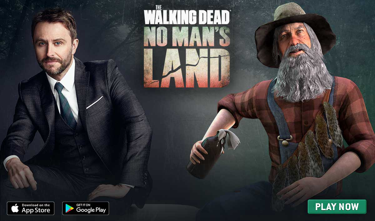 <em>The Walking Dead: No Man's Land</em> Now Features an Exclusive Character Designed by <em>Talking Dead</em> Host Chris Hardwick