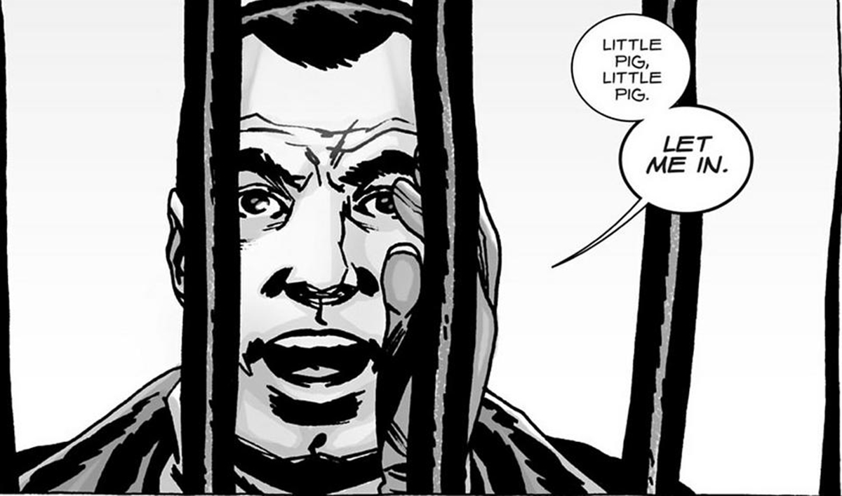 The Comic Origins of Negan in <em>The Walking Dead</em> Season 7