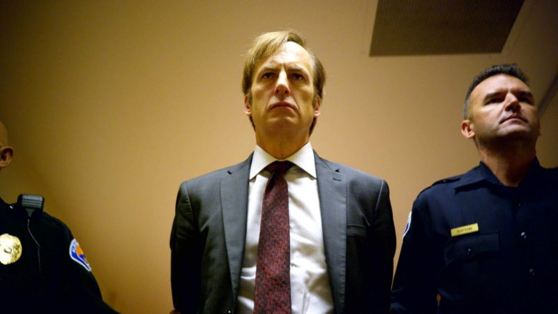 Better Call Saul Season 3 Teaser: Booked