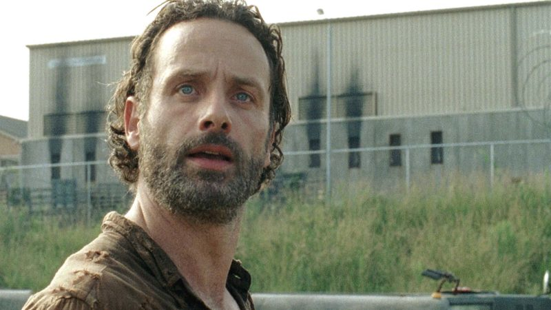 The Walking Dead Season 7: The Ultimate Rick Motivational Speech