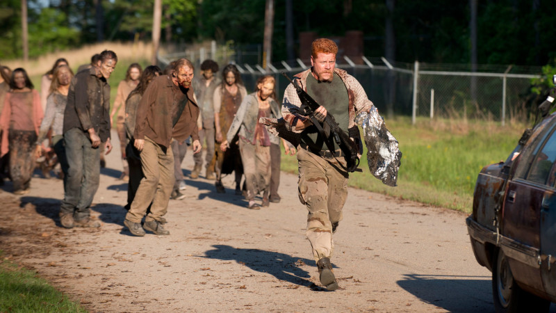 Inside Episode 601: The Walking Dead: First Time Again