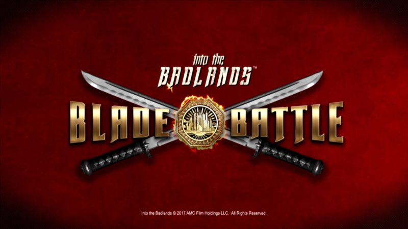 Into the Badlands Blade Battle – Mobile Game Teaser Trailer