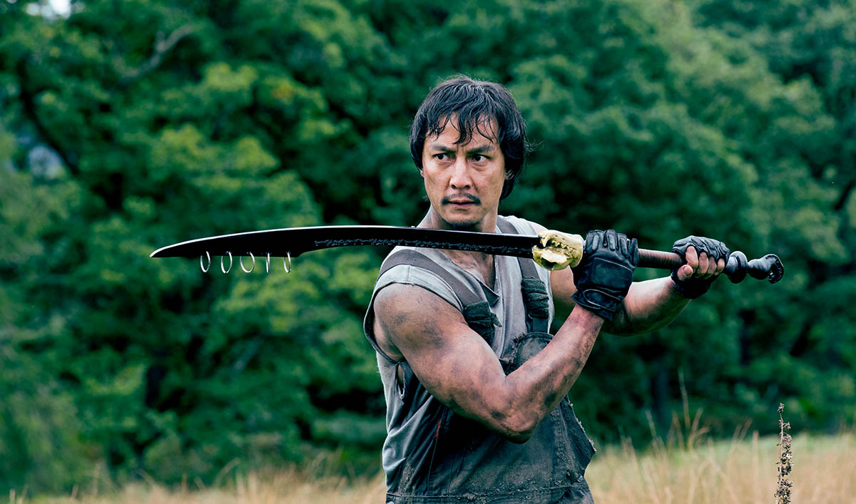 AMC Sets Premiere Date for <em>Into the Badlands</em> Season 2