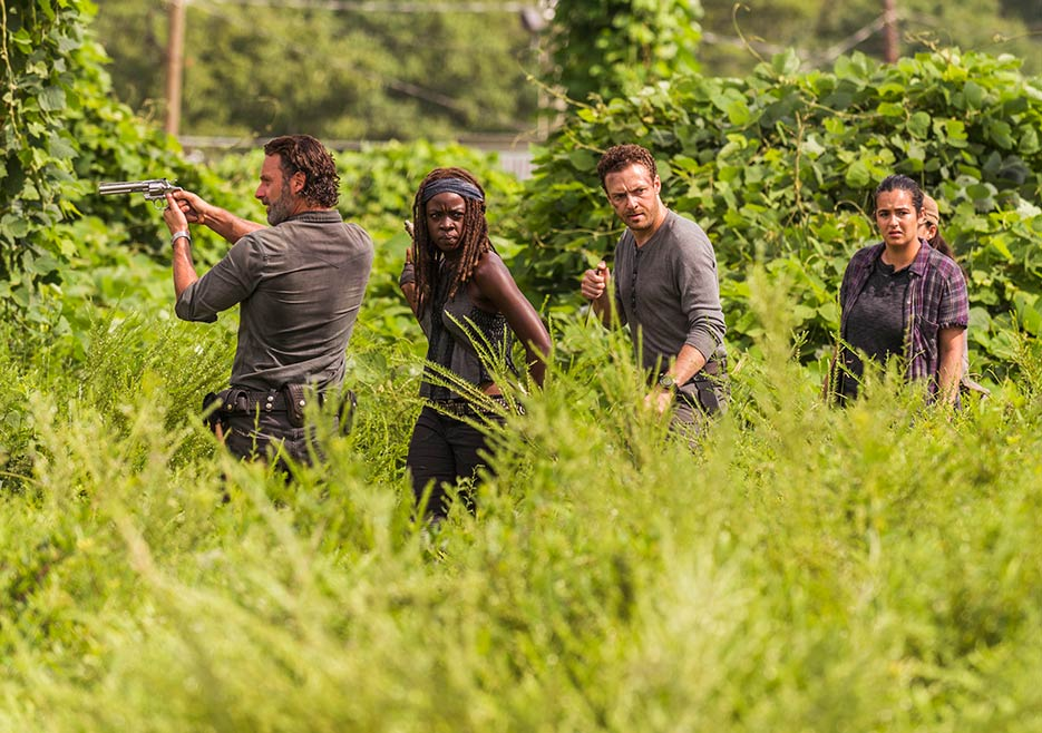 The Walking Dead Season 7 Episodic Photo