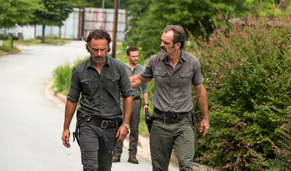 What to Expect From the Newest <em>The Walking Dead</em> Cast Members: Simon, Enid and Jadis
