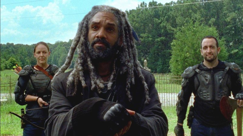 The Walking Dead Season 7 Teaser: Fighting for a Future