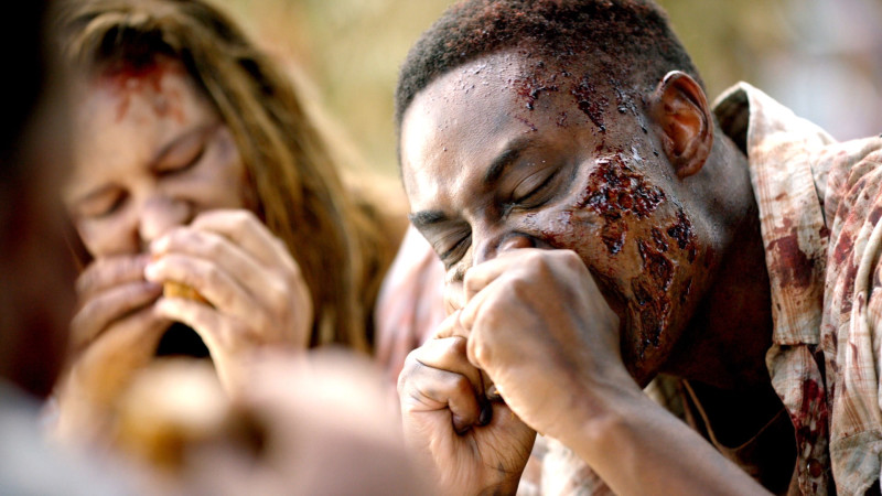 KFC Promo: Fear the Walking Dead