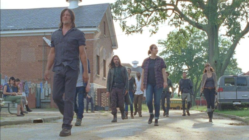 A Look at the Final Episodes of Season 7: The Walking Dead