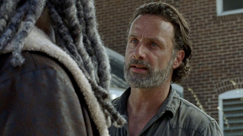 (SPOILERS) Inside The Walking Dead Season 7: Episode 9