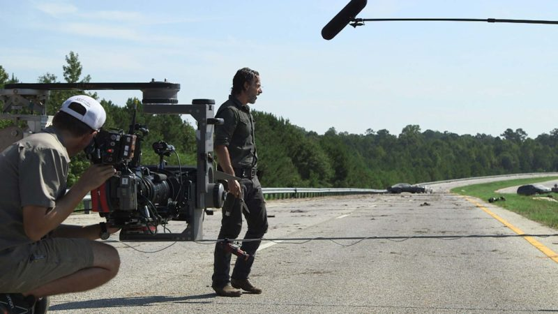 (SPOILERS) Making of The Walking Dead Season 7: Episode 9