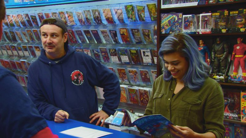 Comic Book Men Talked About Scene: Season 6, Episode 11