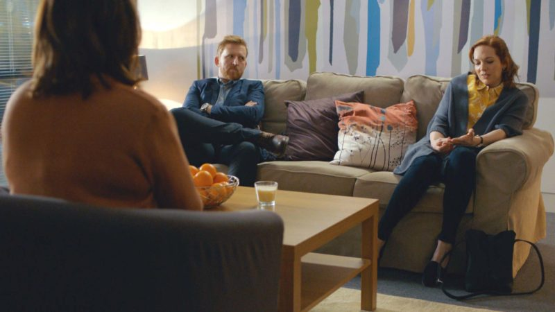 HUMANS Talked About Scene: Season 2, Episode 1