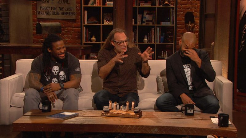 Talking Dead: Highlights: Season 7, Episode 9