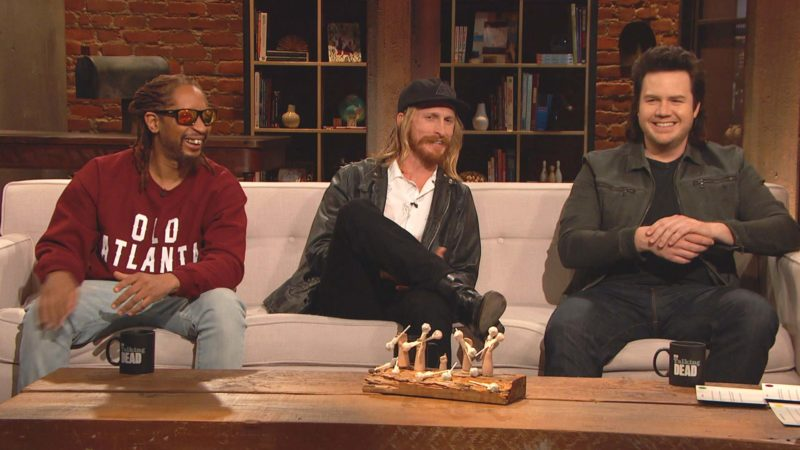 Bonus Scene: Talking Dead: Season 7, Episode 11