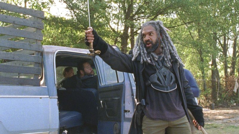 The Walking Dead Showrunner on the New Worlds of Season 7