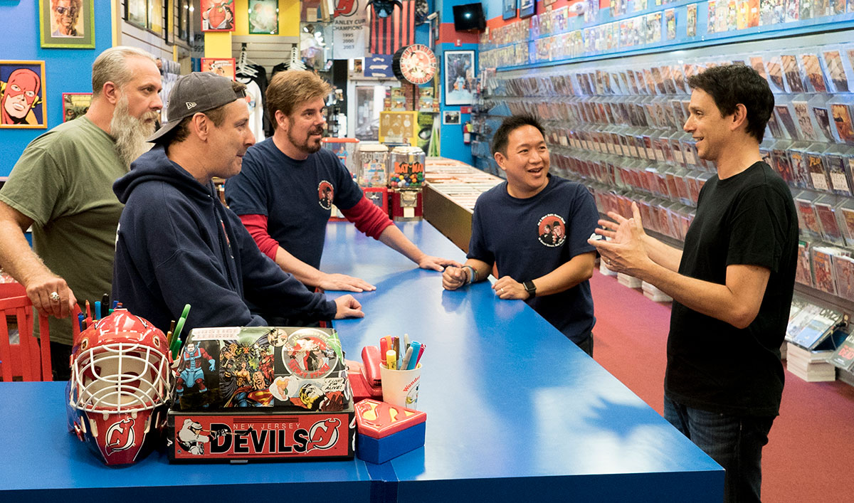 Full Episode – Can the Guys Help Ralph Macchio Find a Rare Karate Kid Playset?