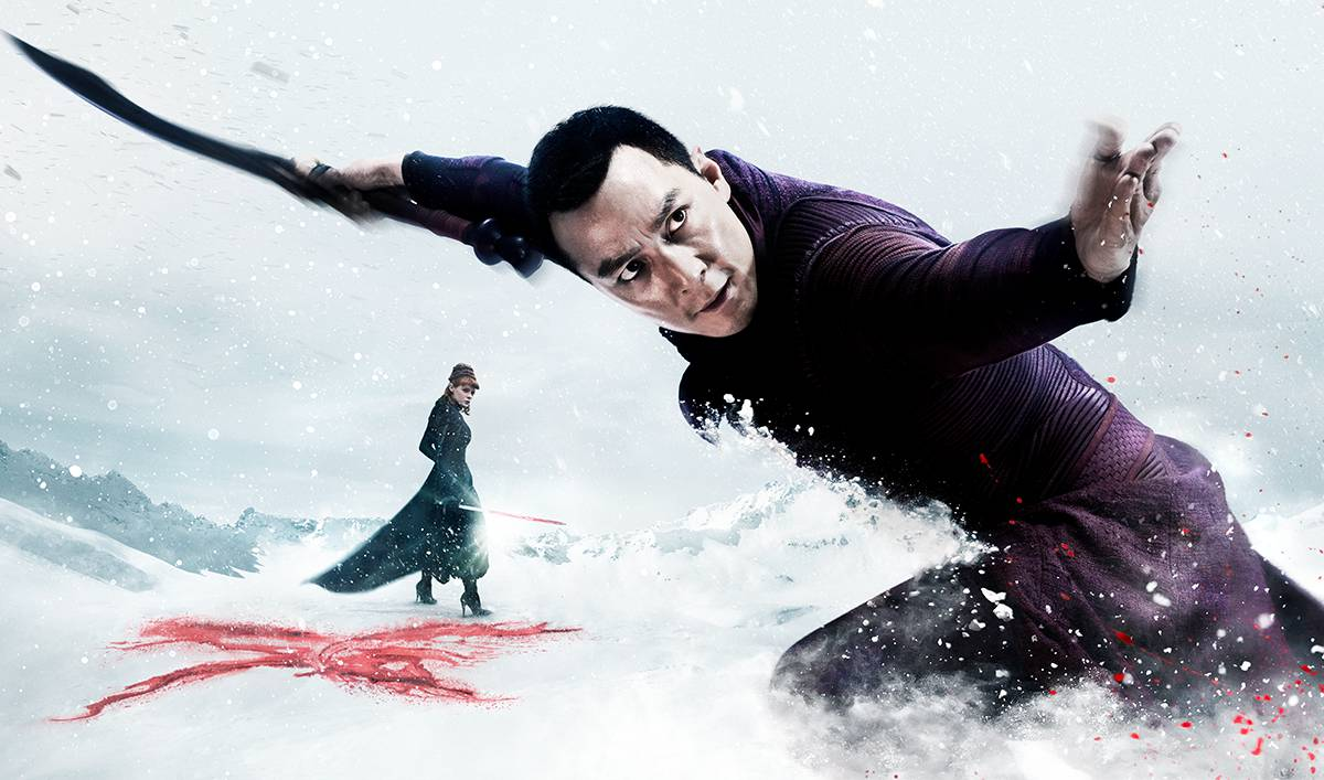 New Poster Revealed for <i>Into the Badlands</i> Season 2