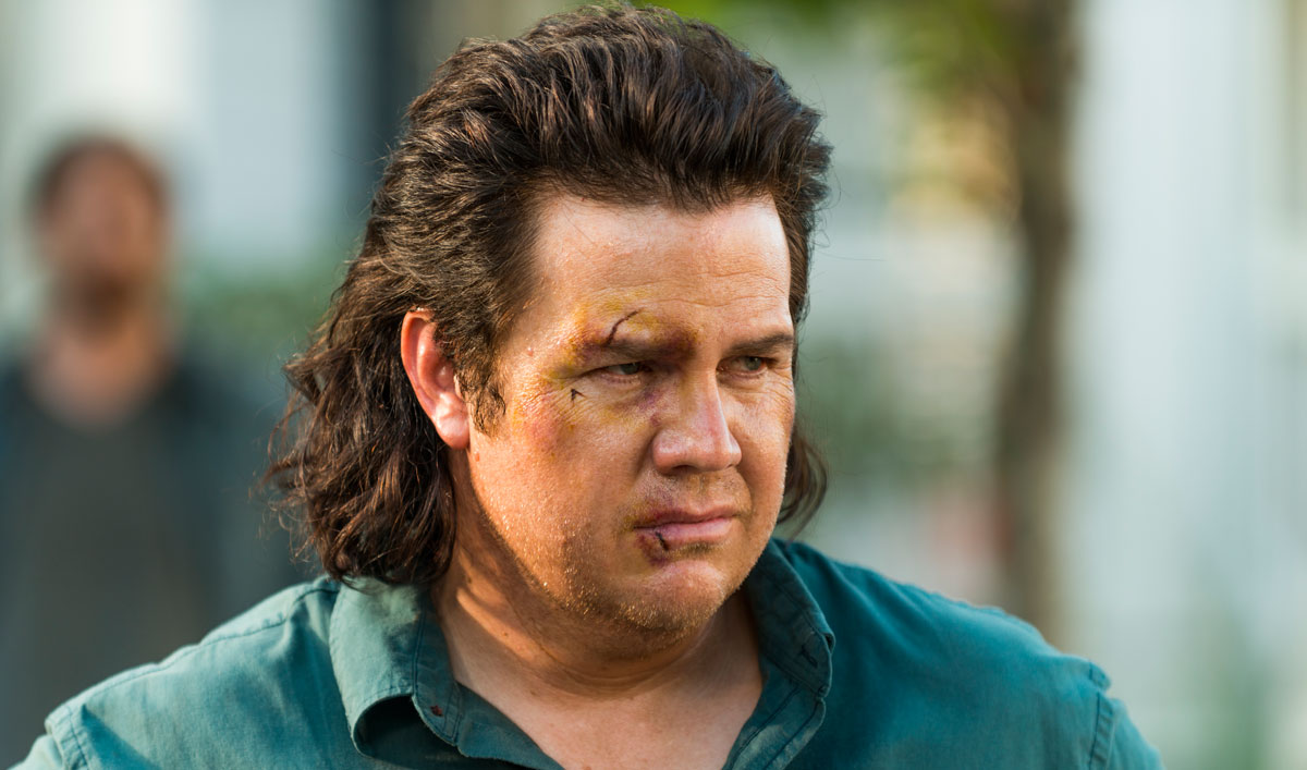 <em>Talking Dead</em> Airs This Sunday With Josh McDermitt (Eugene) and Austin Amelio (Dwight) After <em>The Walking Dead</em>