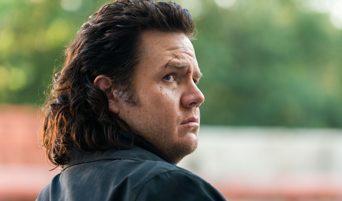 Inside <em>The Walking Dead</em> Season 7, Episode 11 — The Cast and Creators on Why Eugene Is Sucking Up to Negan