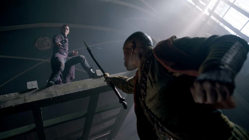 Into the Badlands Talked About Scene: Season 2, Episode 3