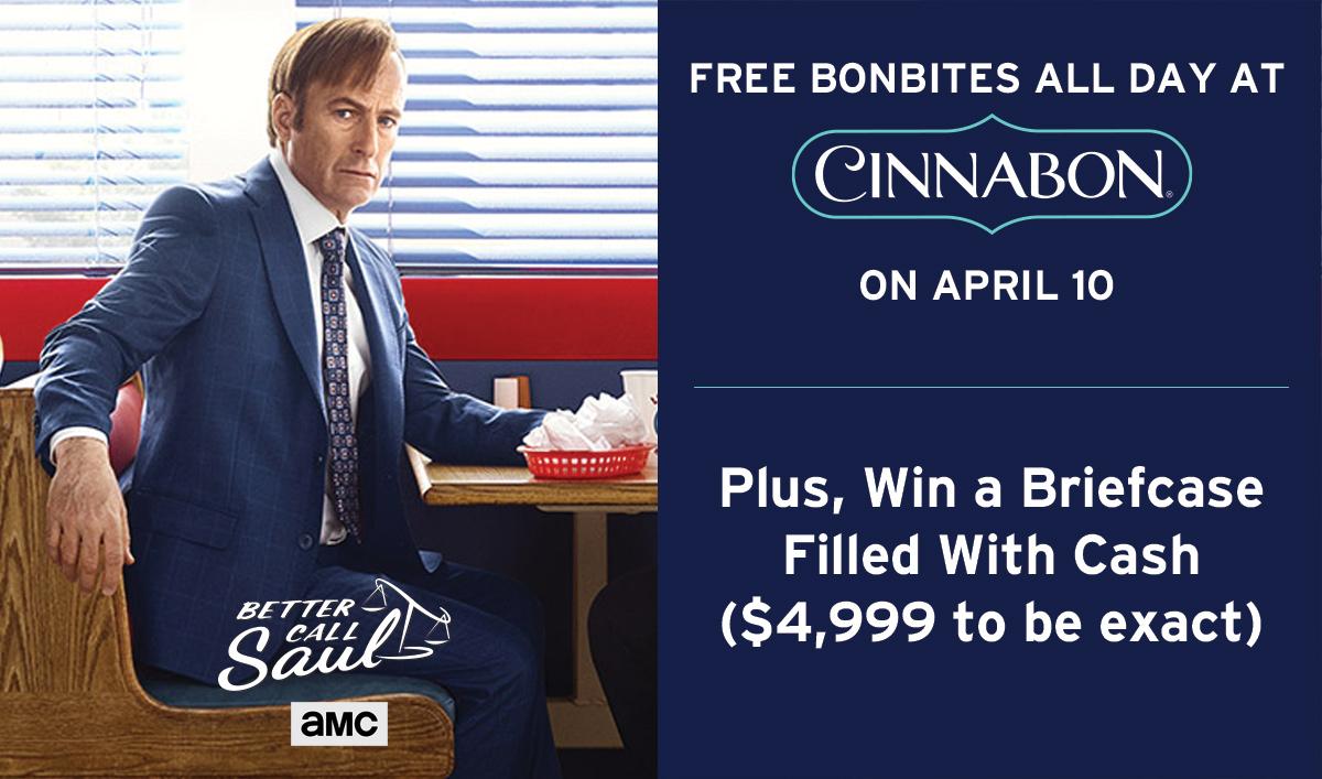 Celebrate <em>Better Call Saul</em>&#8216;s Return in True Jimmy-McGill-Style, With a Briefcase Full of Cash