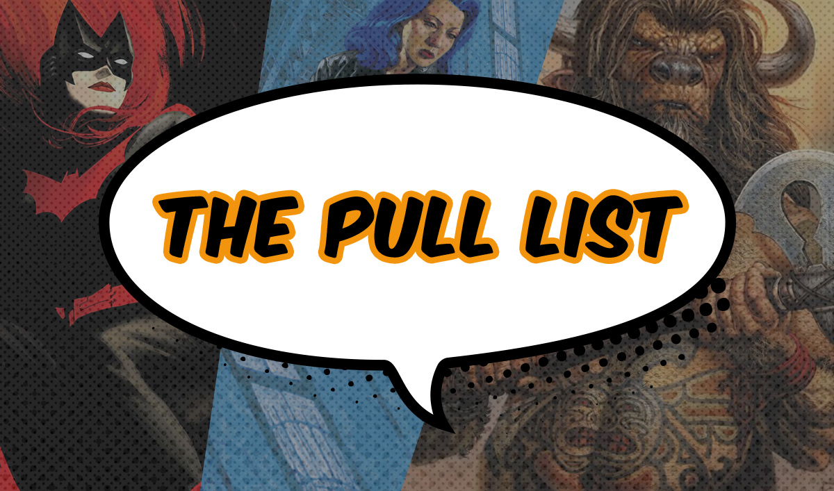 <em>Comic Book Men</em> Pull List: Week of March 15, 2017