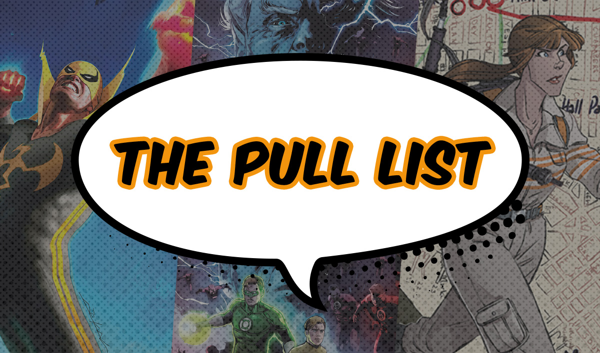 <em>Comic Book Men</em> Pull List: Week of March 22, 2017