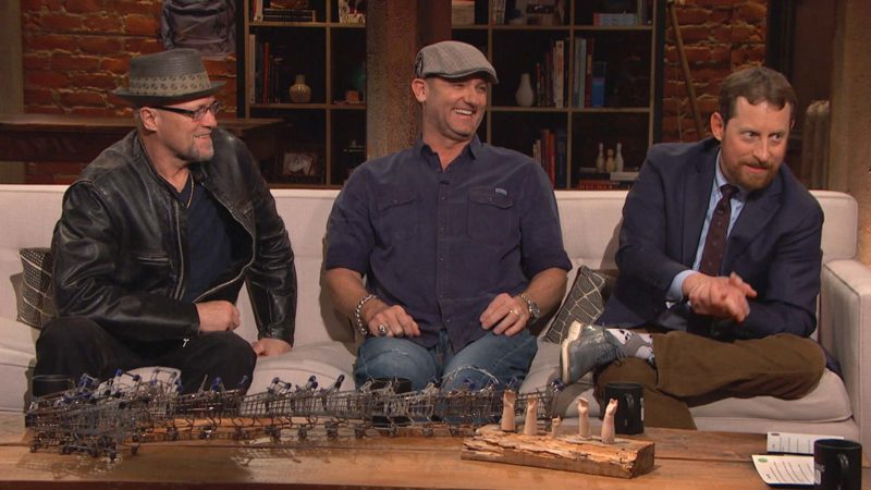 Bonus Scene: Talking Dead: Season 7, Episode 13