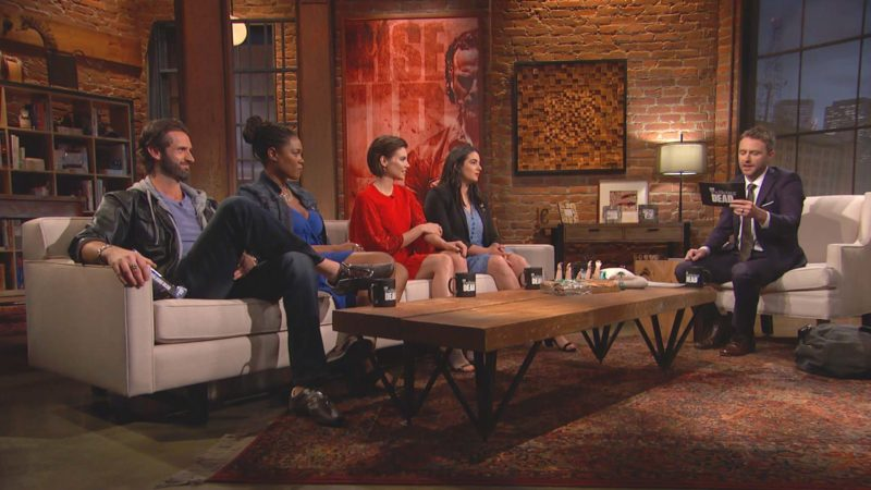 Talking Dead: Bonus Scene: Season 7, Episode 15
