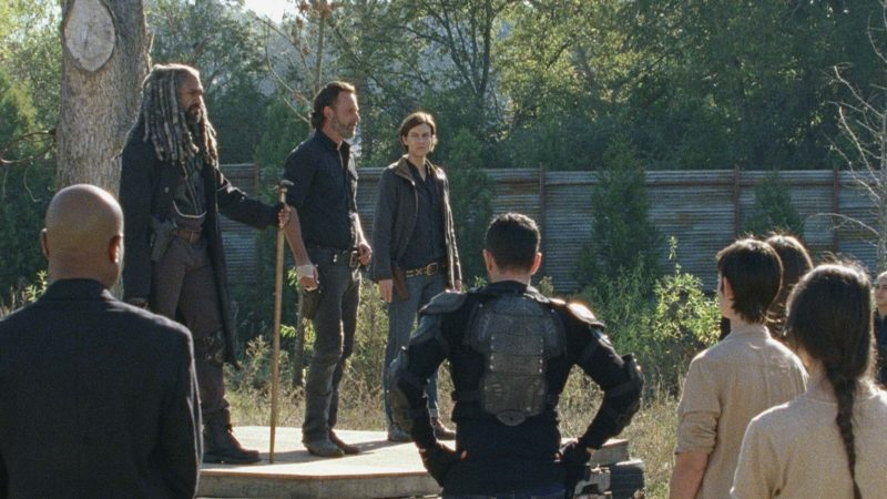 (SPOILERS) Wrapping Up Season 7 of The Walking Dead