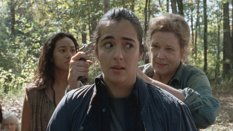 (SPOILERS) Inside The Walking Dead: Season 7, Episode 15