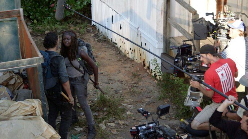 (SPOILERS) Making of The Walking Dead: Season 7, Episode 12