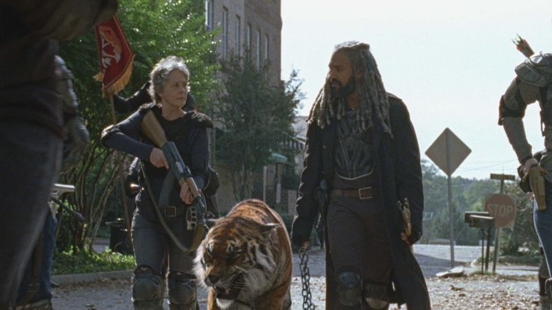 Sneak Peek of The Walking Dead: Season 7, Episode 16