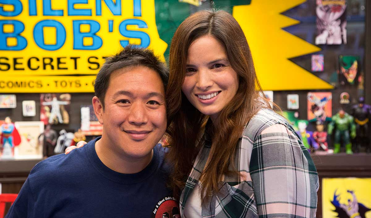 <em>Comic Book Men</em> Q&#038;A &#8211; Katrina Law