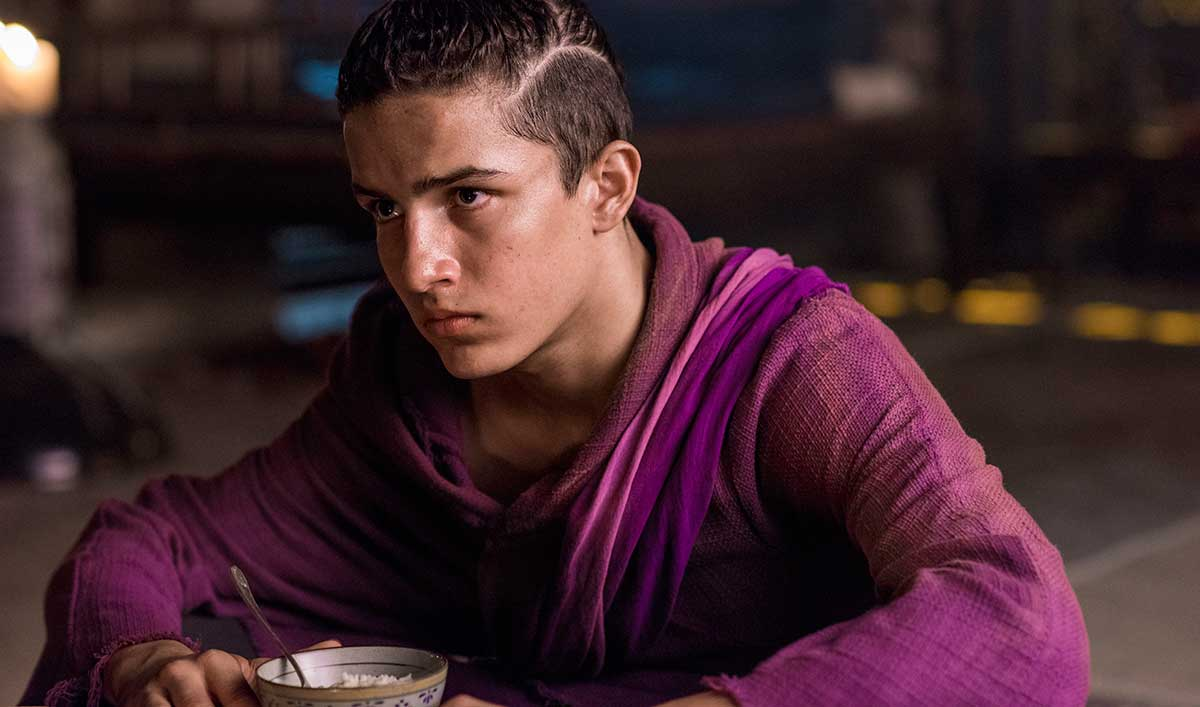 <em>Into the Badlands</em> Q&#038;A — Aramis Knight (M.K.)
