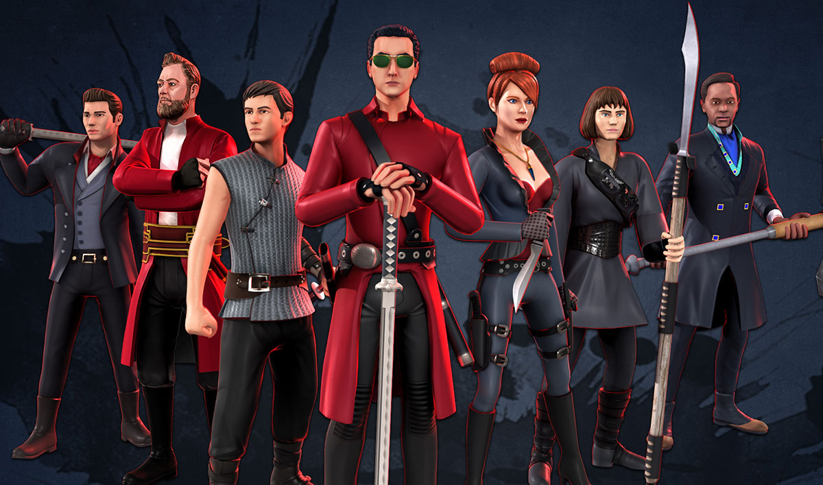 Journey Into The Badlands With Your Favorite Characters In New Mobile Game