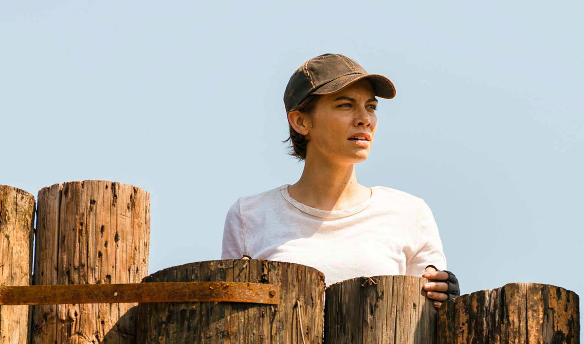 <em>Talking Dead</em> Airs This Sunday at 11/10c With Alanna Masterson and Lauren Cohan