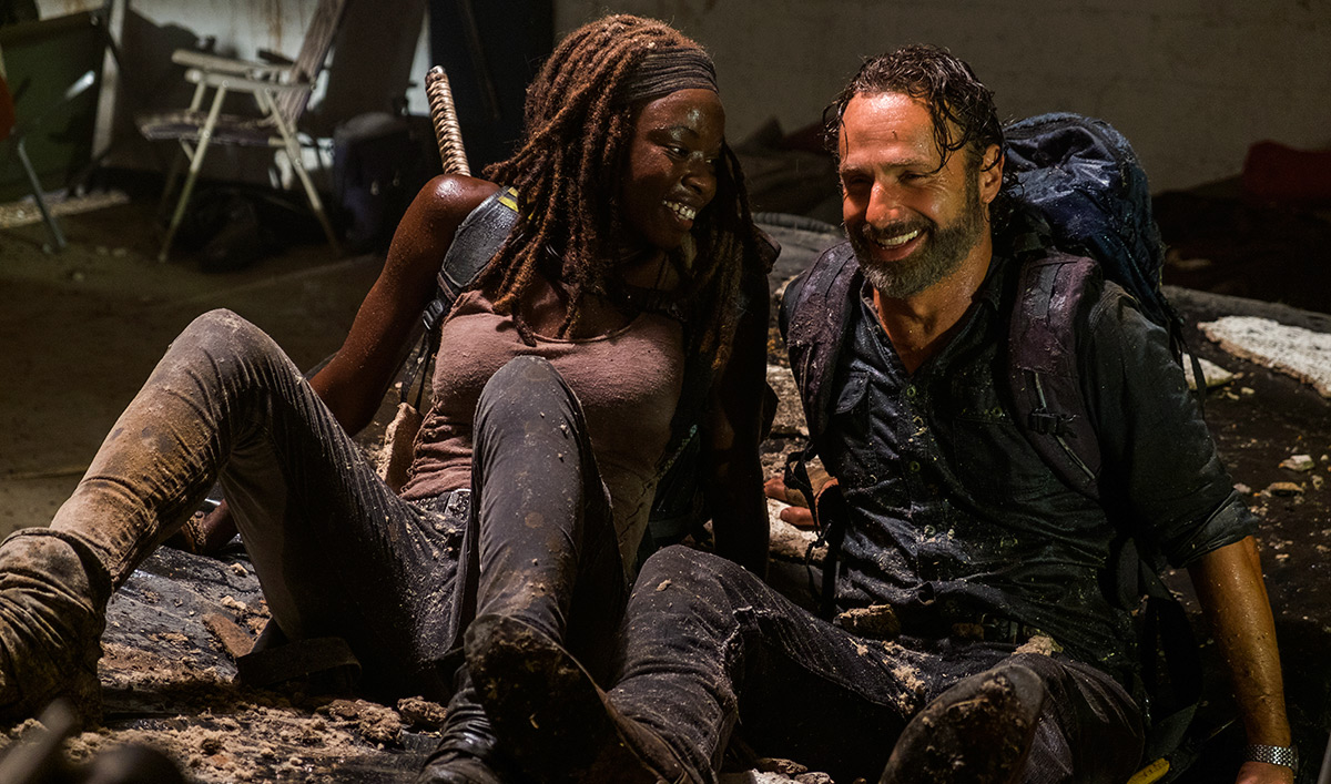 Andrew Lincoln Talks With <em>Variety</em>; Greg Nicotero Chats With <em>EW</em>